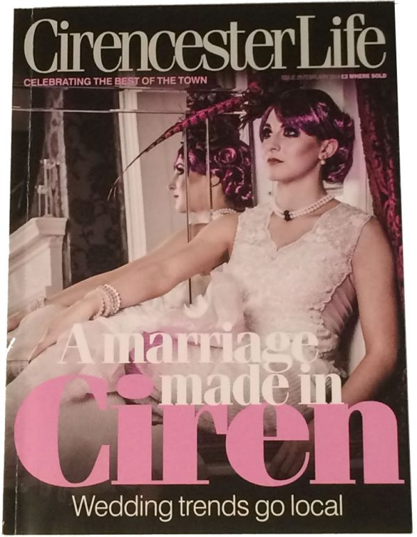 cirencester life front cover