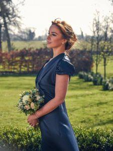 bridesmaid. Tom Durn Photography