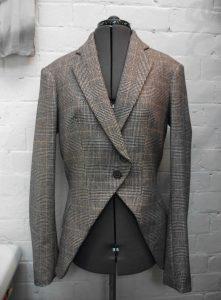 Sharron Davies jacket commission