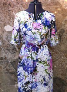 Jackson Pollock dress