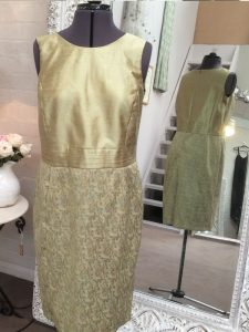 mother of the bride tailoring