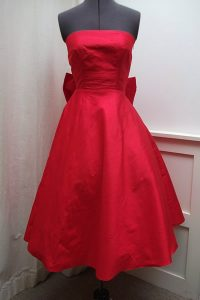 prom dress front