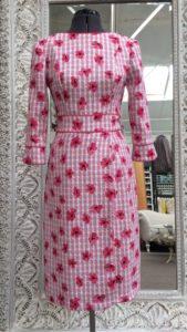 Poppy wool dress