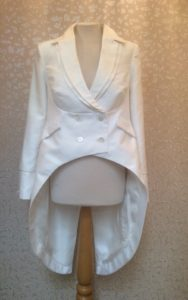 Wedding tailcoat
